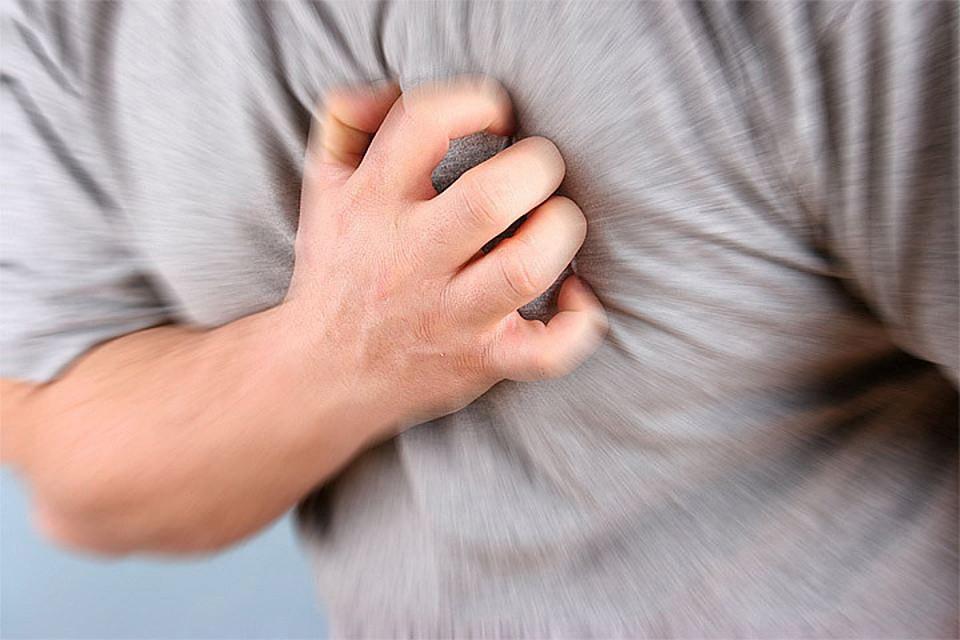 5 ситуаций, которые грозят внезапным сердечным приступом