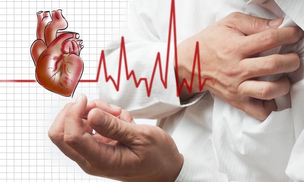 Назван неожиданный признак проблем с сердцем