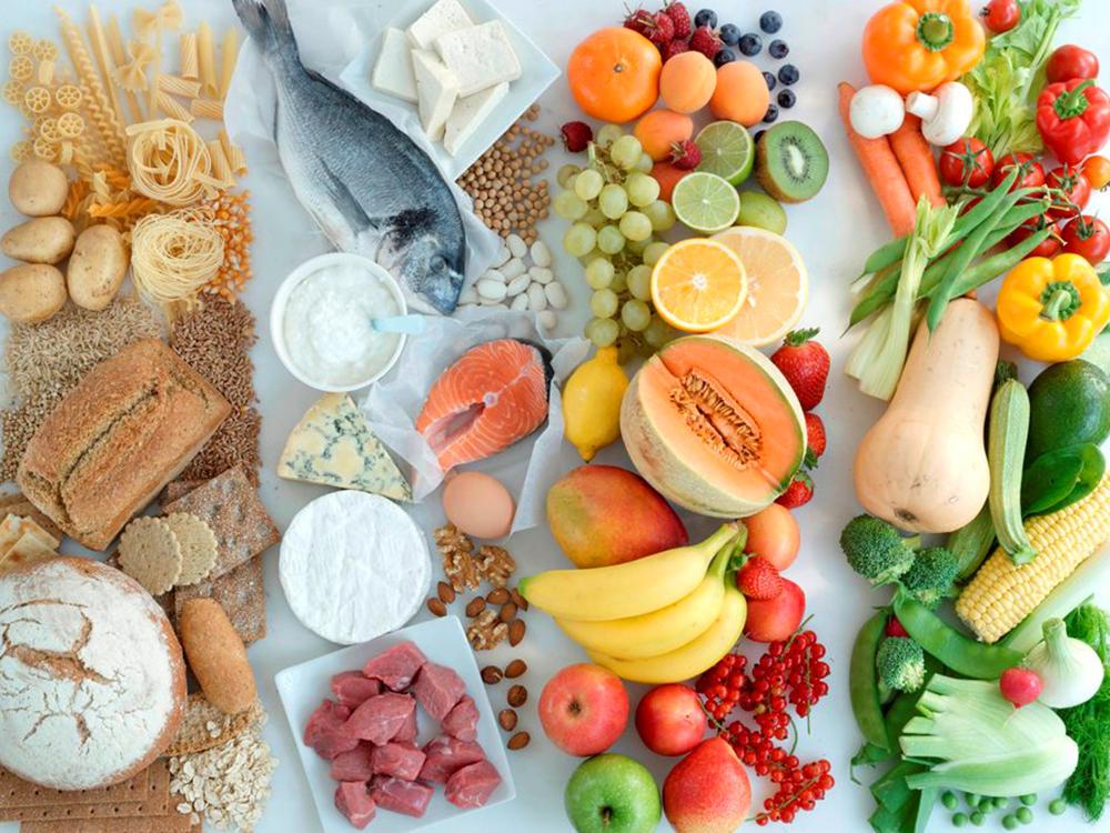 Самые лучшие продукты для диеты