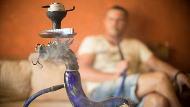 Курение кальяна так же опасно для здоровья сердца, как курение сигарет