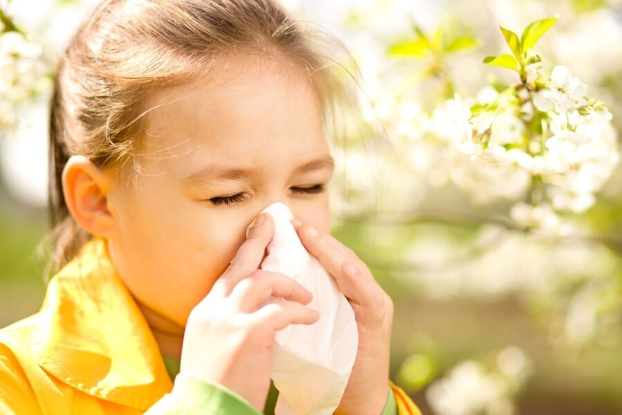 Сердечно-сосудистая аллергия