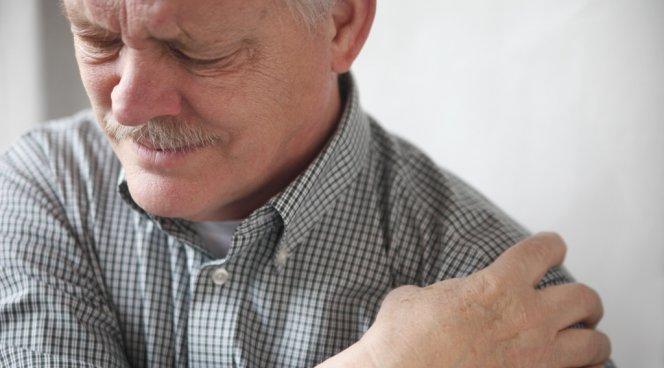 Боль в плечах говорит о проблемах с сердцем