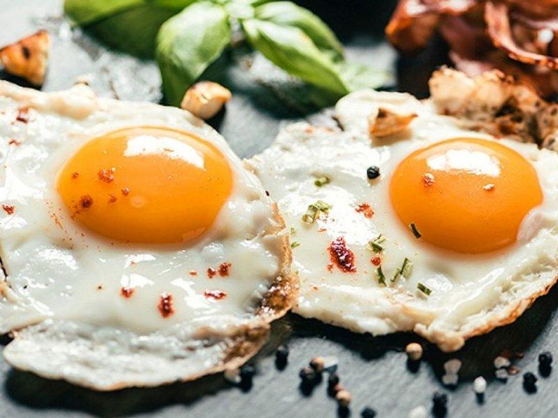 Яйца незаменимы для снижения давления и похудения