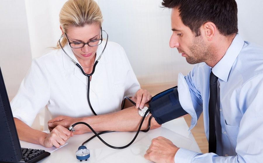 Повышенное артериальное давление: 5 основных причин