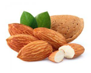 Миндаль уничтожает холестерин
