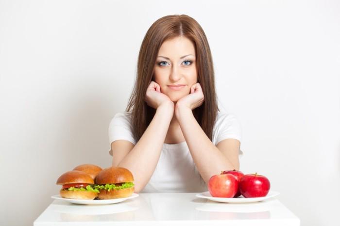 Изжога и диета