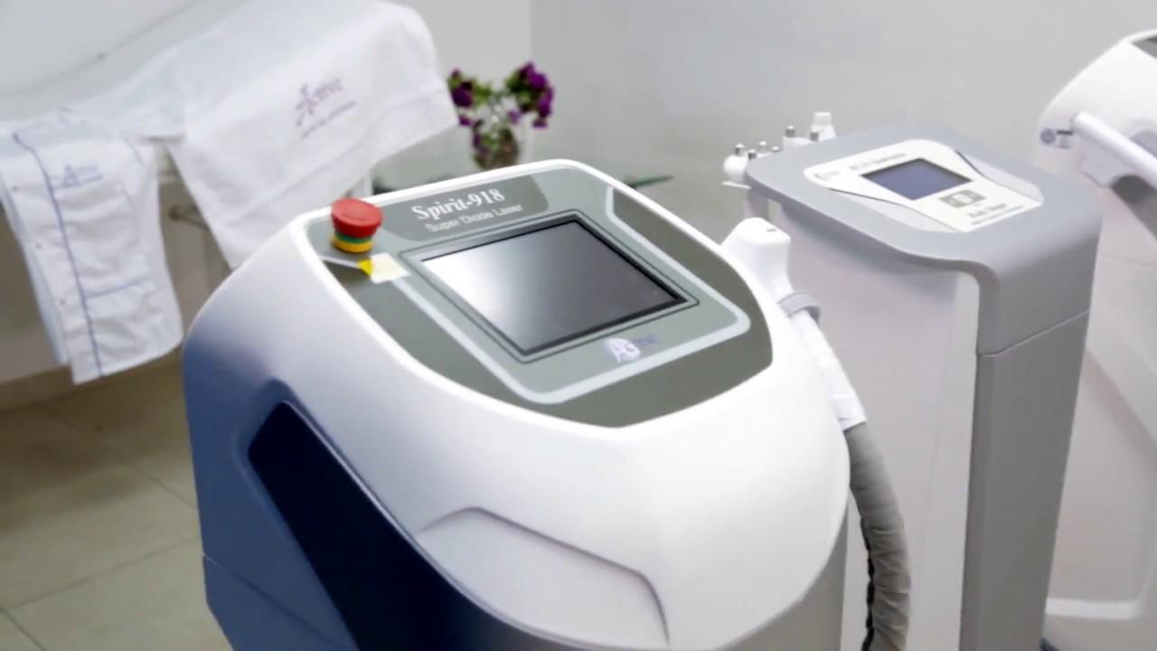 Инновационное косметологическое оборудование