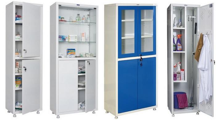 Приобрести медицинские шкафы
