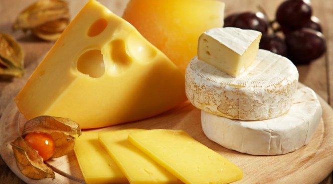Употребление сыра защищает от гипертонии