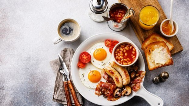 Завтрак снижает риск развития диабета