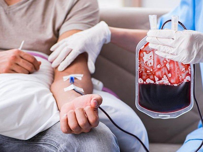 Переливания крови могли вызвать старческое слабоумие