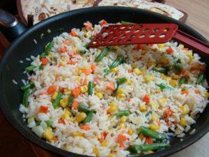 Белый рис не доводит до диабета