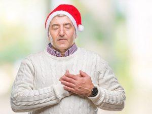 Вечером 31 декабря риск инфаркта вырастает до максимума