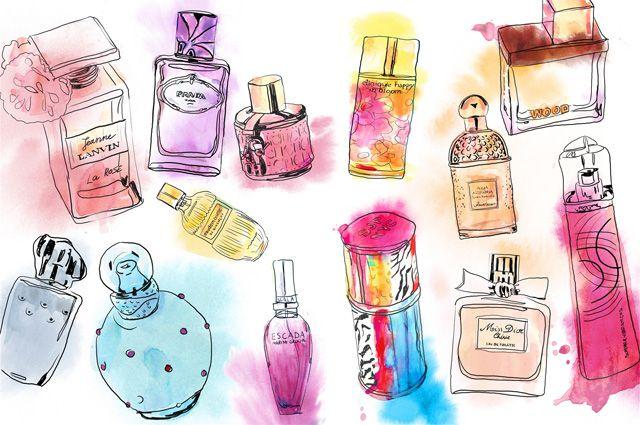 Выбираем парфюмерию правильно