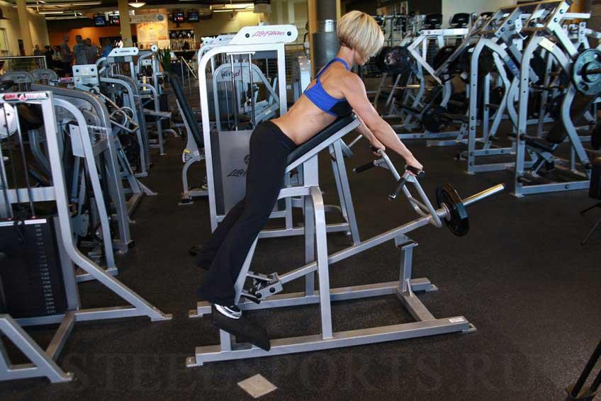 Как накачать спину — самые эффективные упражнения