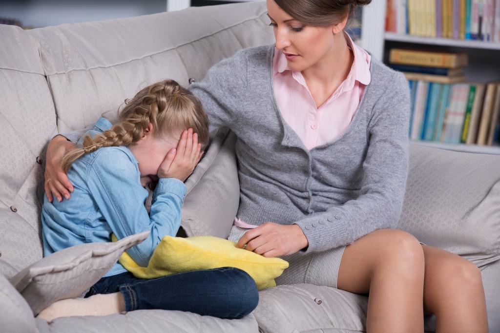 Причины детской истерики: что провоцирует слёзы и крики