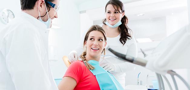Особенности лечения зубов во время беременности