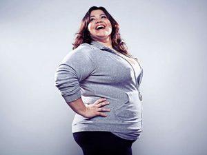 Фигура «яблоко» связана с диабетом и болезнями сердца