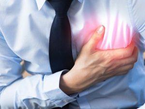 Холод является внешним триггером для сердечных приступов