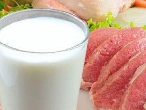 Молоко и мясо признали полезными для сердца