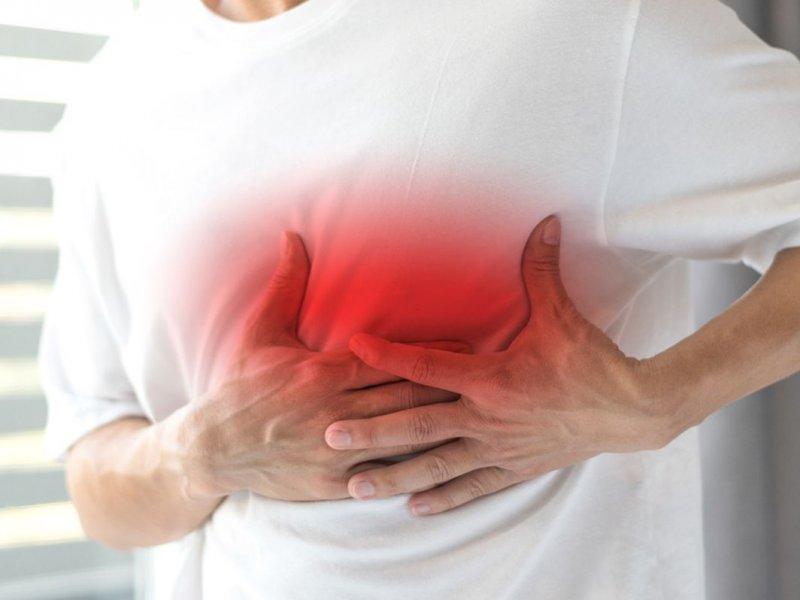 Сердечные приступы чаще настигают мужчин