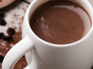 Какао эффективно снижает повышенное давление