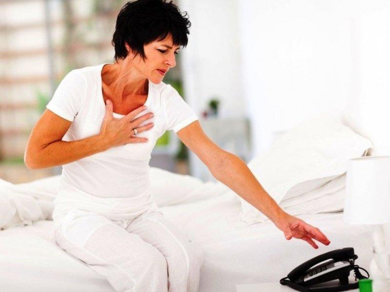 Сердечная недостаточность повышает риск смерти после операций