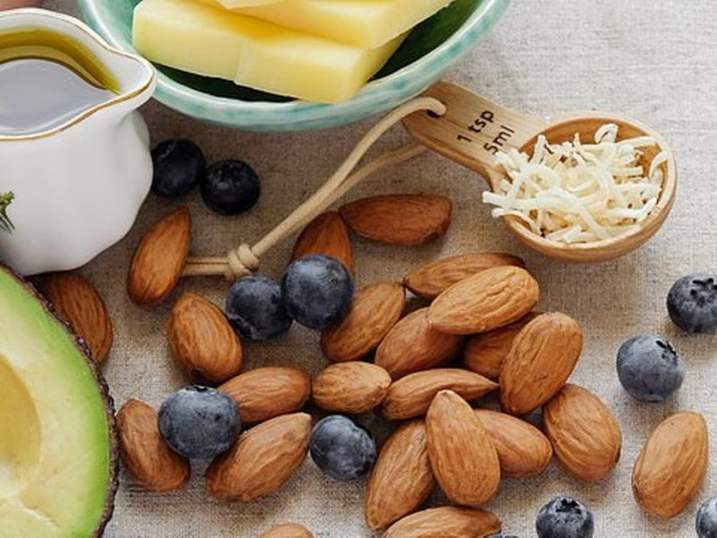 Горсть орехов в день спасает от инфарктов и инсультов