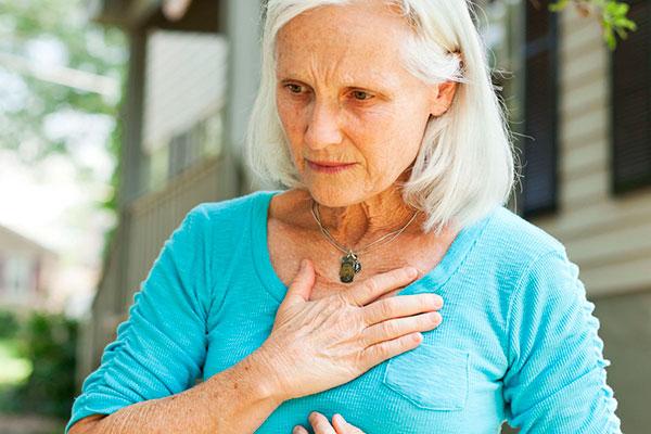 Причины возникновения болей в сердце
