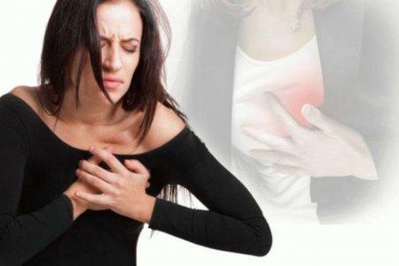 Признаки инфаркта у женщин и у мужчин отличны – медики
