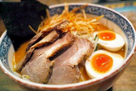 Учёные: японская еда спасёт от сердечных приступов и густой крови