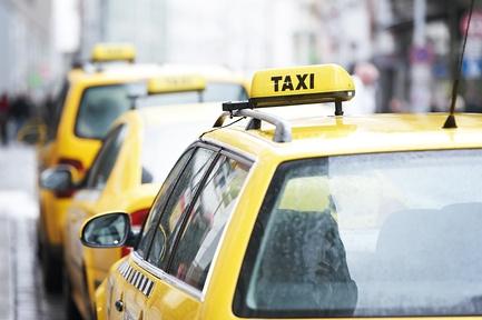 Приобретение лицензии для такси