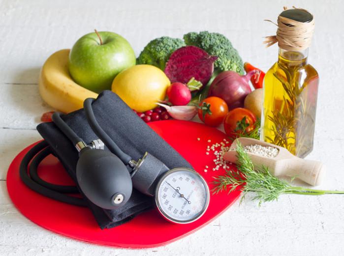 Как забыть про повышенное давление? 5 продуктов, которые снизят его