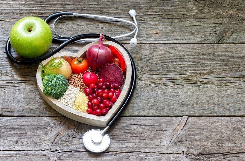 Сердечное меню или что полезно для вашего сердца