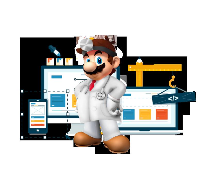 Продвигайте сайт своего медцентра с Med Queen и получайте новых клиентов, создавайте имидж своего учреждения