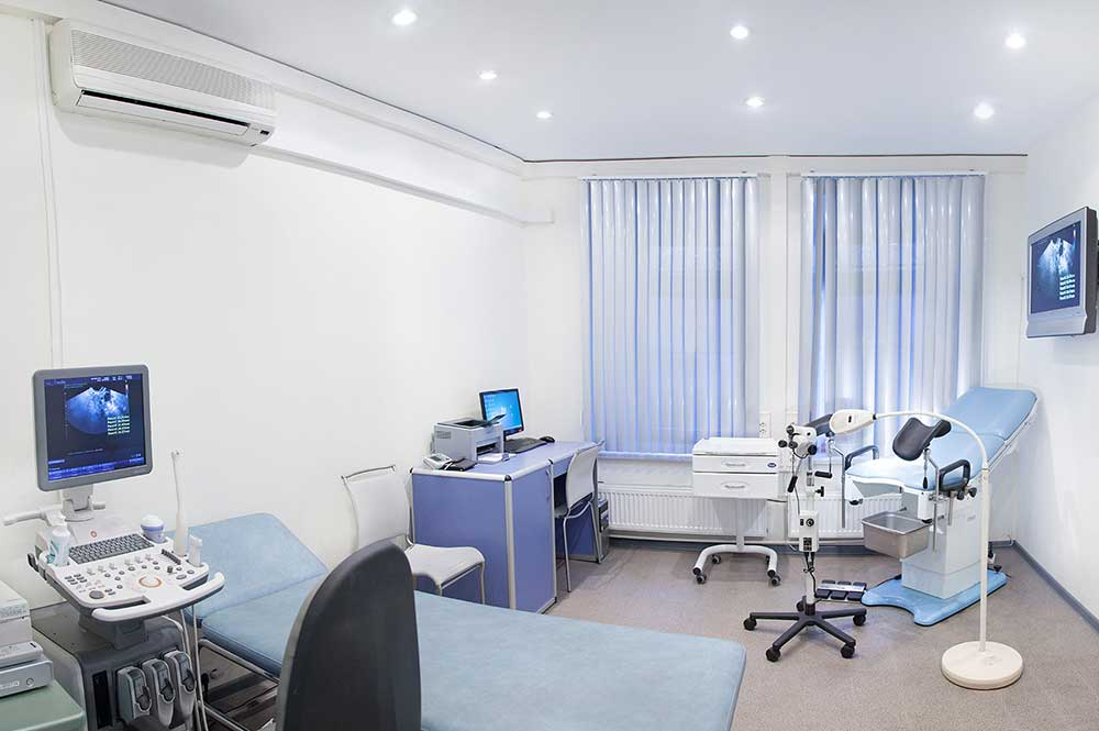 Какие бывают виды медицинской мебели?