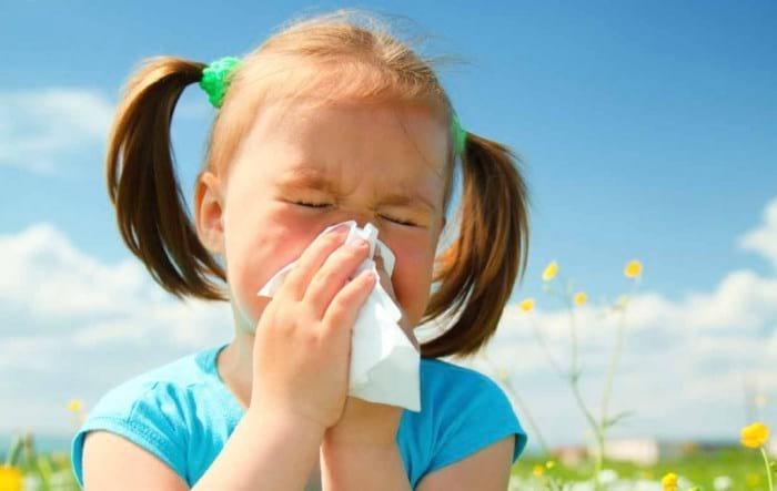 Аллергический ринит: причины, симптомы, лечение