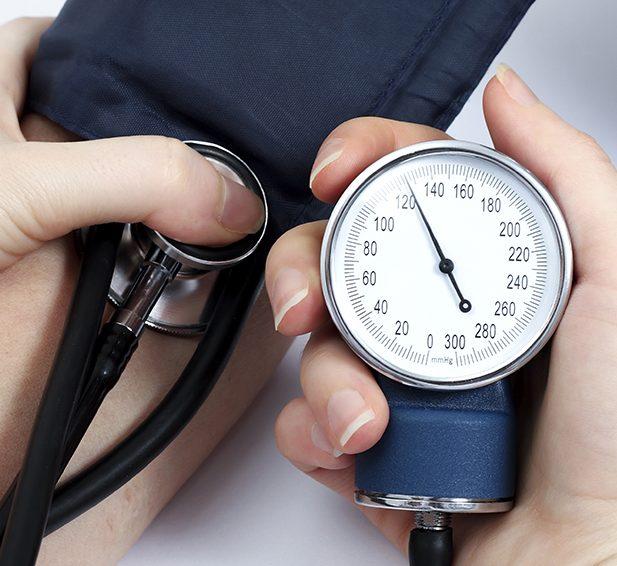 Как успокоить артериальное давление