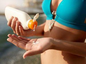 Солнцезащитный крем может быть вредным для сердца