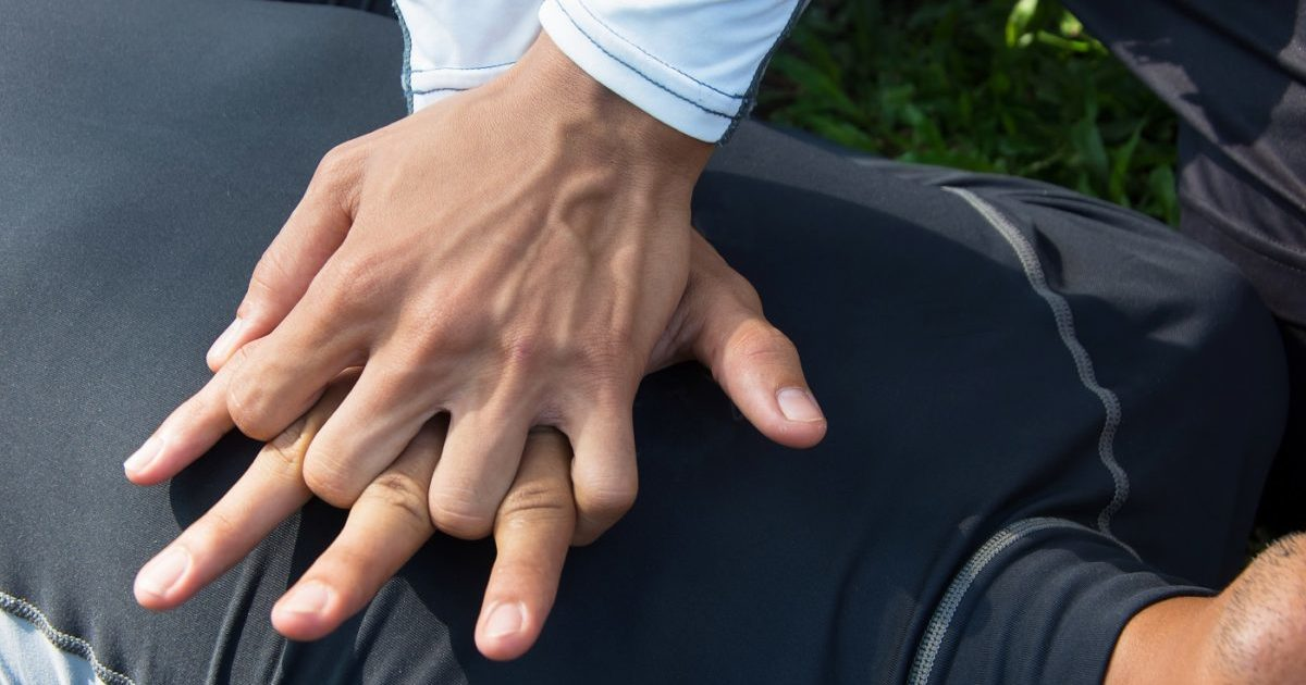 Простой трюк, который поможет вам снизить артериальное давление всего за одну минуту