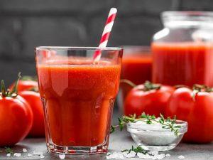 200 мл томатного сока в день защитят от гипертонии