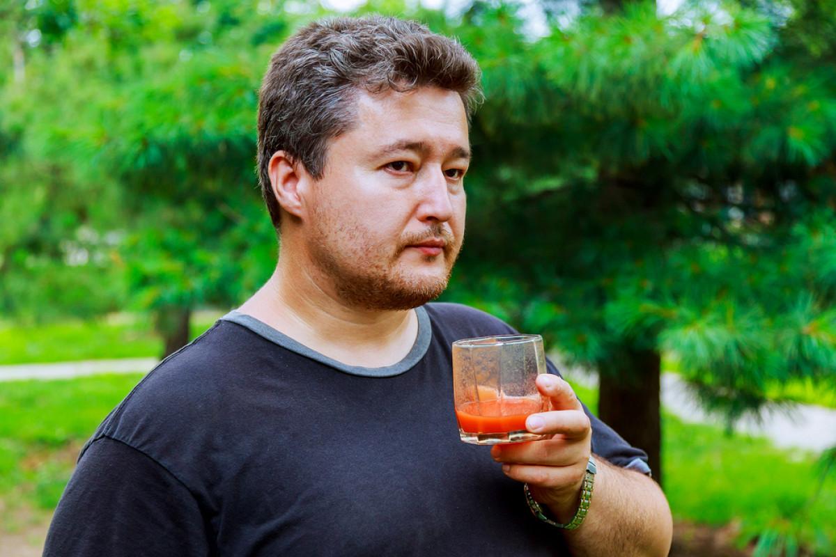Почему томатный сок — «спасение» для сердечников