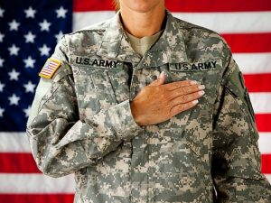 У большинства американских солдат проблемы с давлением
