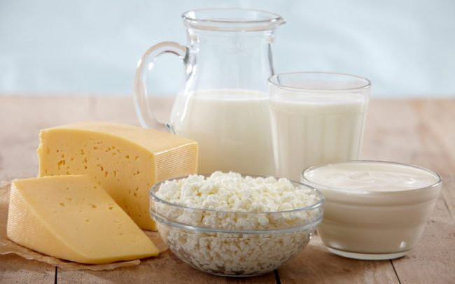 Самые полезные молочные продукты для работы сердца