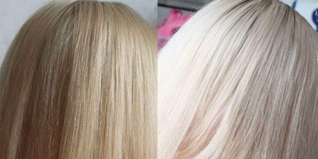 Шампунь для блондинок — как выбрать шампунь от желтизны