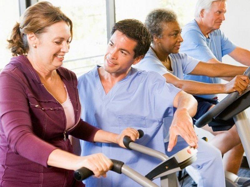 Физическая активность после 40 лет уменьшает риск смерти даже при болезнях сердца и раке