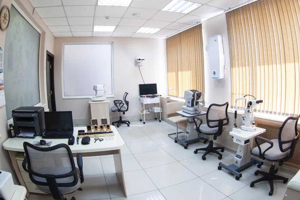Профессиональное оборудование для офтальмолога с доставкой по России