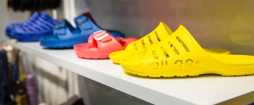 Производство обуви ЭВА