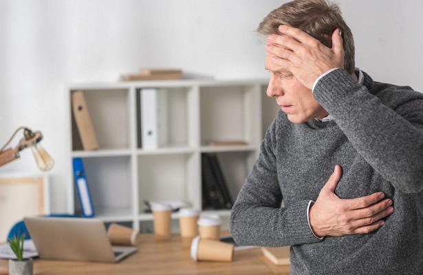 Медики назвали главные симптомы микроинфаркта
