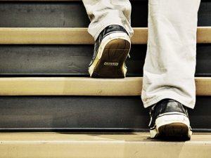 Сколько ступеней нужно проходить ежедневно для оздоровления сердца?